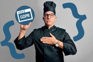 Code of ethics for developer, GDPR #1